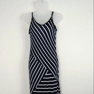 4/$30 NY&Co Nautica Inspired Striped Maxi Stress